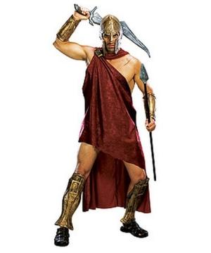 Mens Movie Spartan Costume