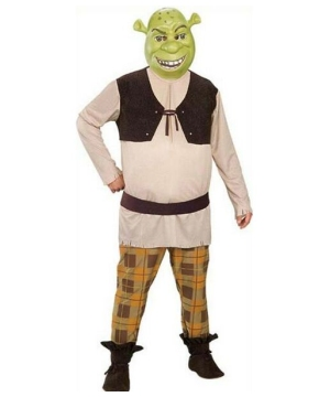 Mens Shrek Forever After Costume