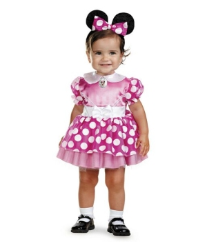 Minnie Mouse Disney Baby Costume