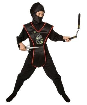 Ninja Child Costume Kit - Child Costume