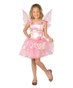 Petal Fairy Costume Girl Costume