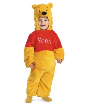 Pooh Plush Infantbaby Costume