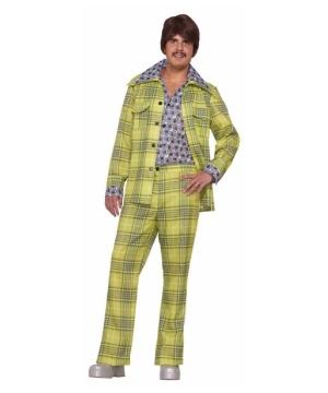 S Leisure Suit Costume