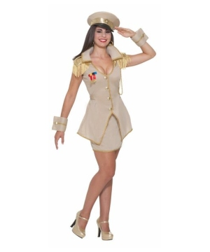 Sexy General Costume