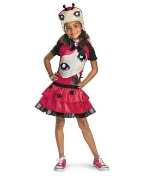 Shop Ladybug Kids Costume