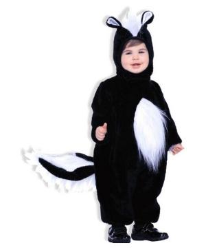 Skunk Baby Kids Costume