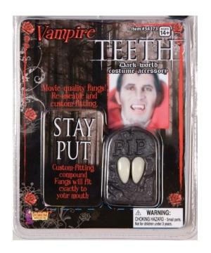 Stay Put Vampire Teeth