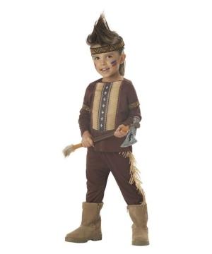 Warrior Baby Indian Costume