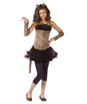 Wild Cat Costume - Child Costume