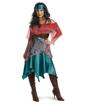 Womens Bohemian Babe Costume