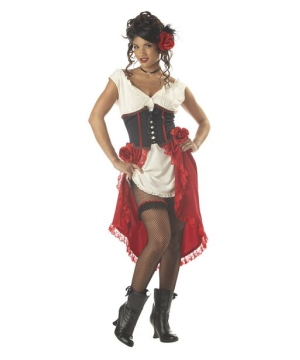 Cantina Gall Women's Costume