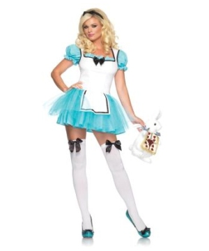 Enchanted Alice Women Costume