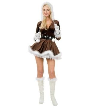 Eskimo Cutie Women Costume
