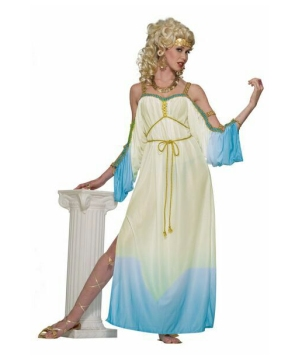Gorgeous Grecian Goddess Women's Costume