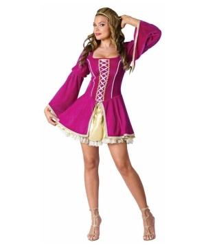 Womens Guinevere Costume