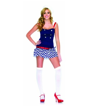 Womens Harbor Costume