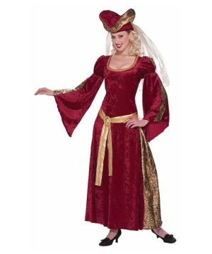 Womens Lady Anne Costume