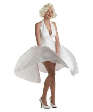 Womens Marilyn Monroe Costume