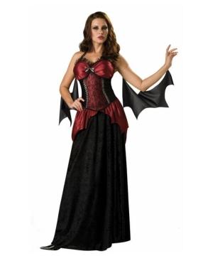 Womens Vampira Costume