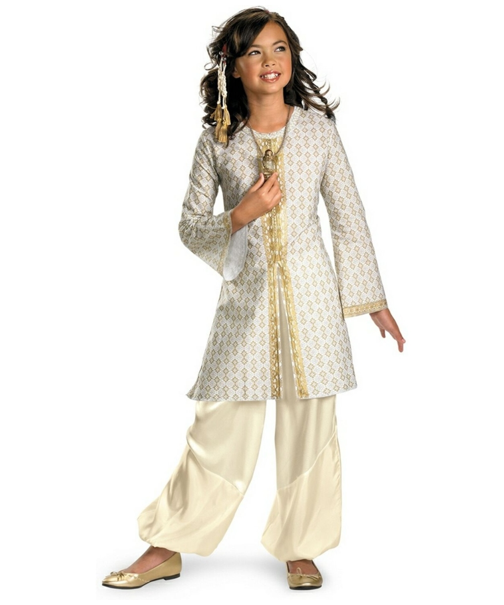 Prince of Persia Tamina Kids Disney Costume - Girls Movie ...