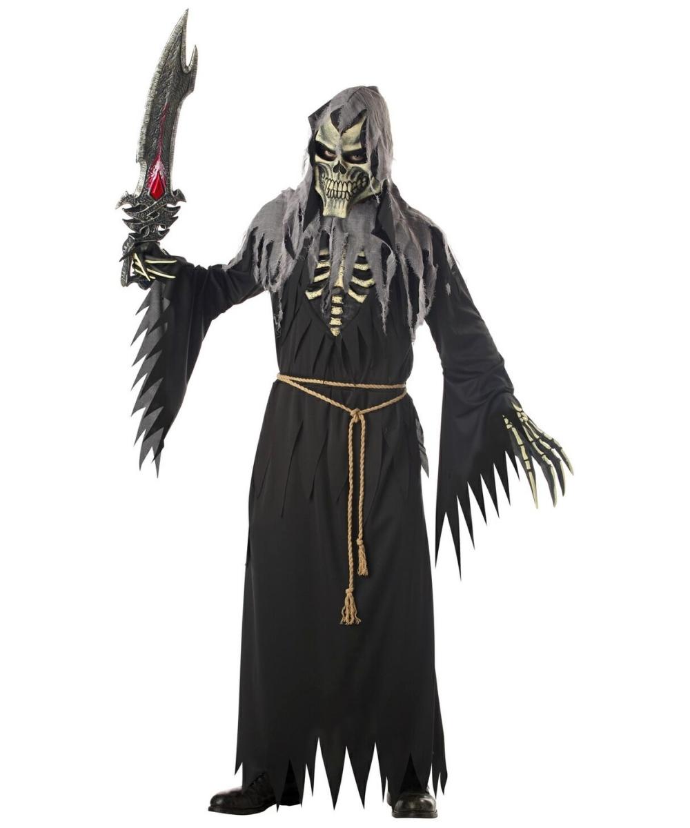 angel of death costume adult costume angel halloween costume at wonder costumes - Halloween Costume Death