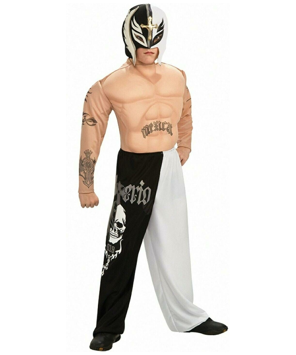 Wwe Stone Cold Costume - Kids Costume - Deluxe - Movie Costumes at ...