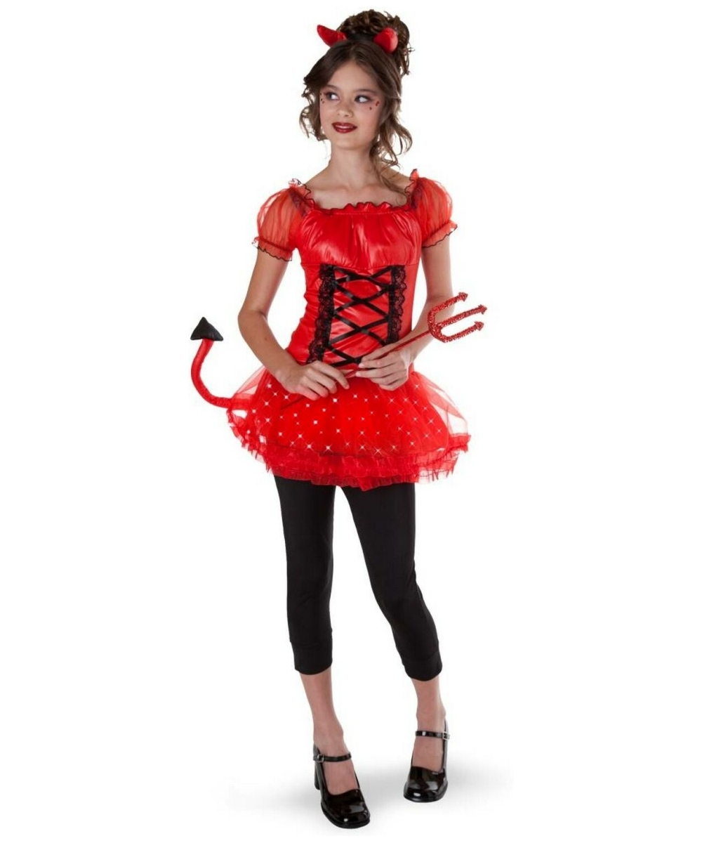 Devil Little Costume - Devil Halloween Costume
