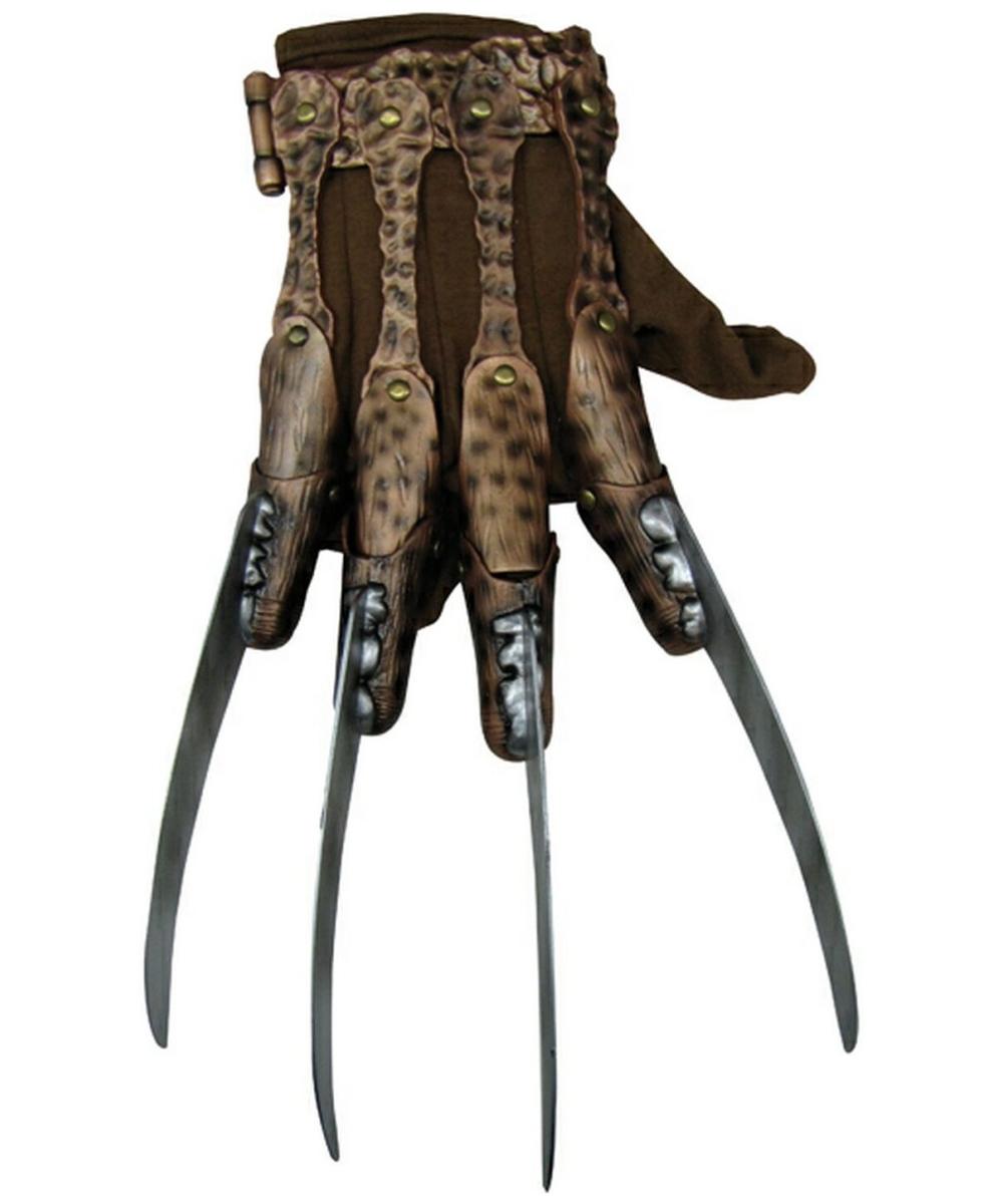Adult Freddy Krueger Halloween Glove