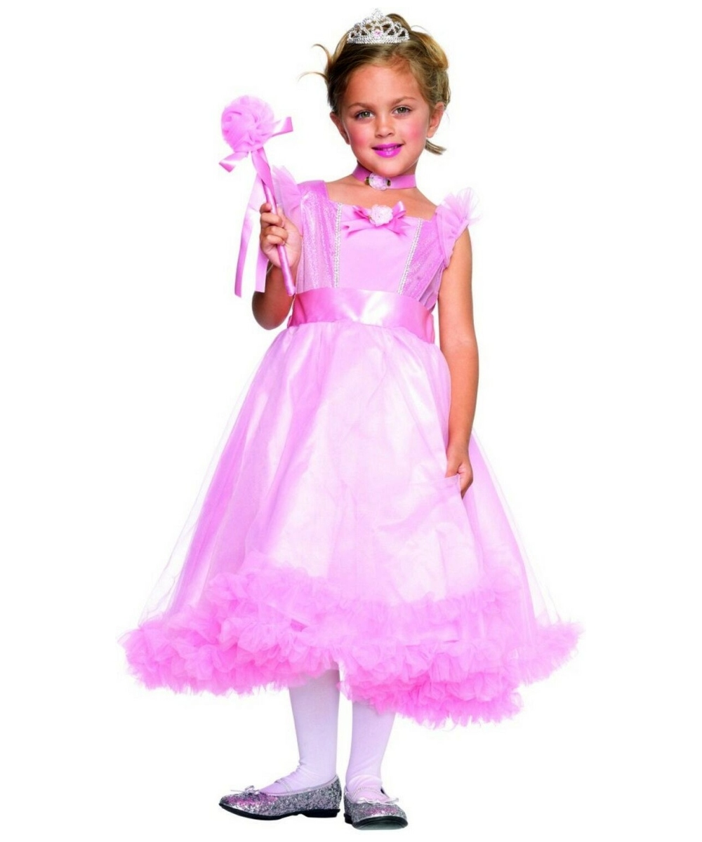 Petal Pink Princess Kids Costume - Girls Princess Costumes