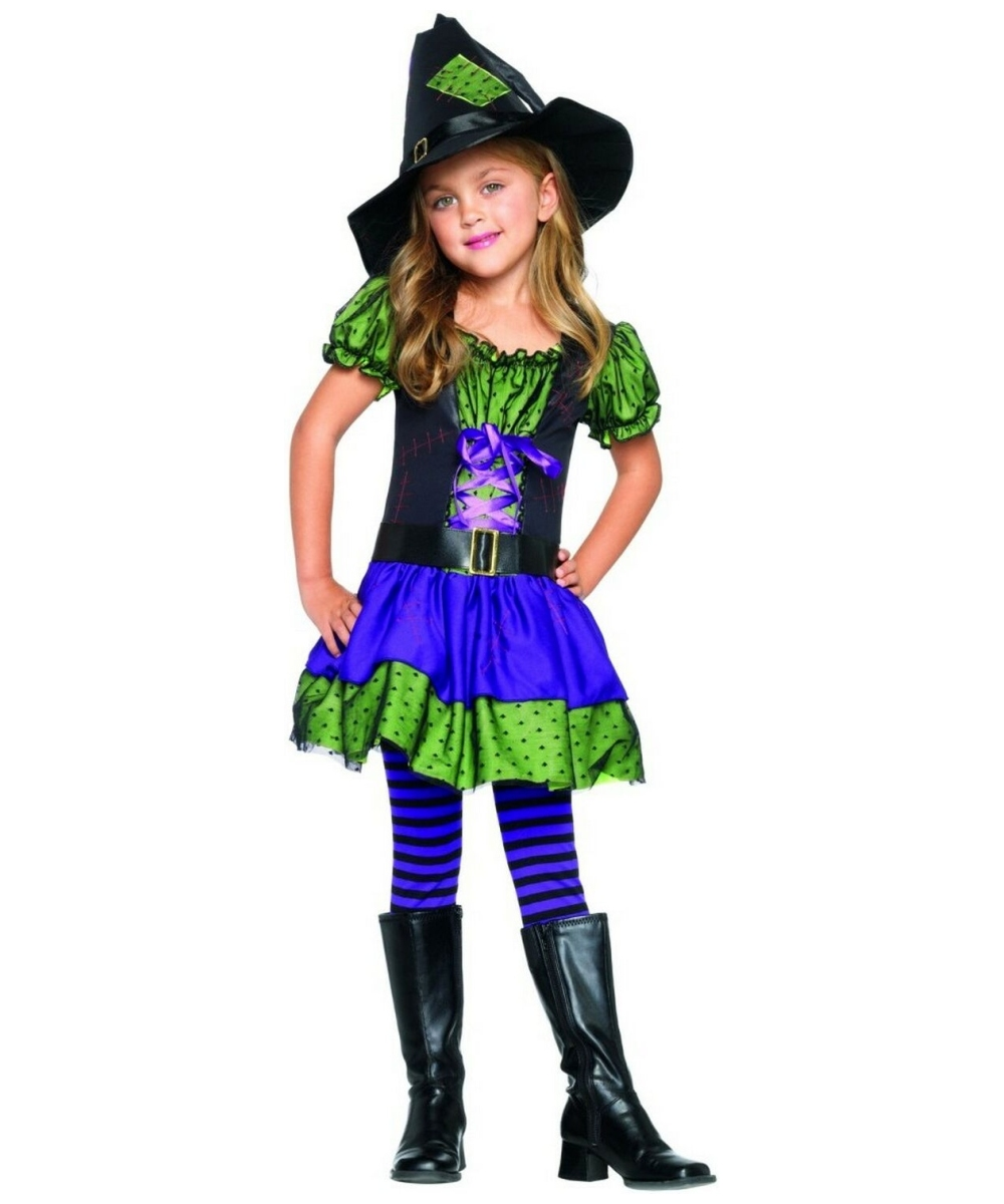 Baby Girl Witch Halloween Costumes Photo Album. Witch Costumes ...