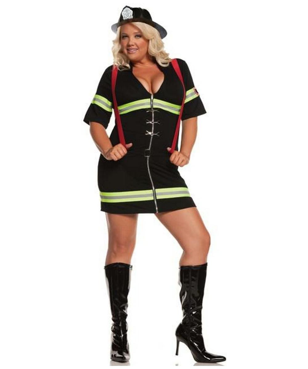 ms blazing hot costume plus size costume couple halloween costume at wonder costumes