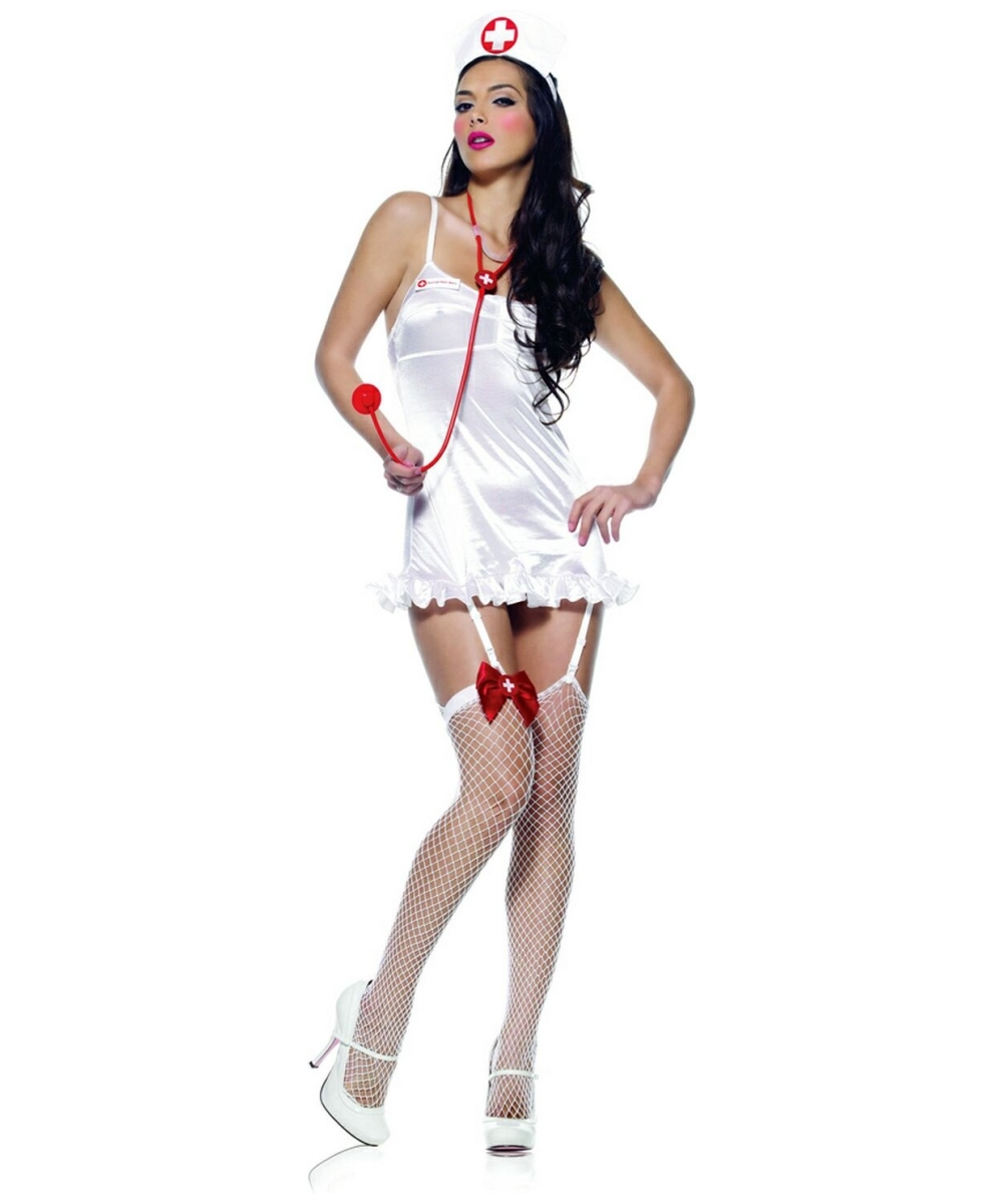 Adult Nurse Betty Costume Kit Women Nurse Costumes