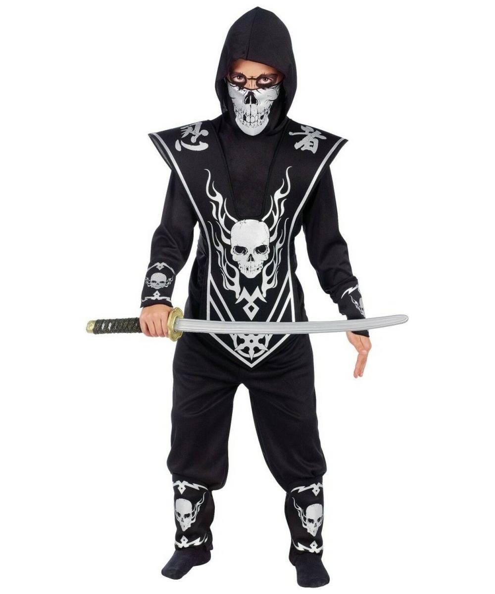 Ninja Warrior Face Painting Ideas