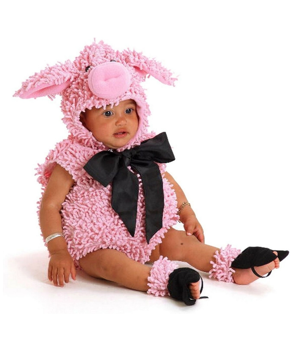 Squiggly Pig Costume Infant Toddler Halloween