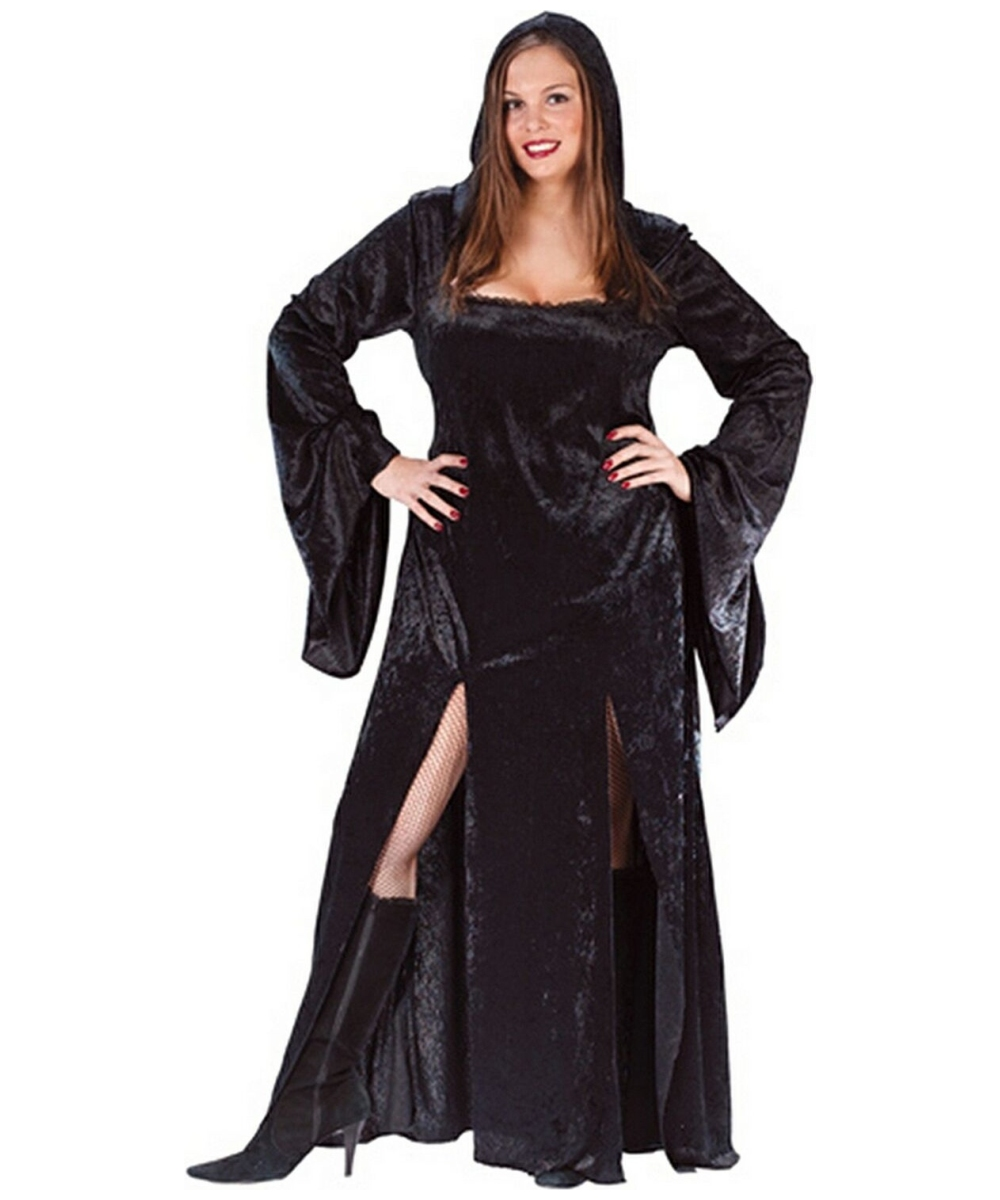 Sultry Sorceress Costume - Adult Plus Size Costume - Witch ...