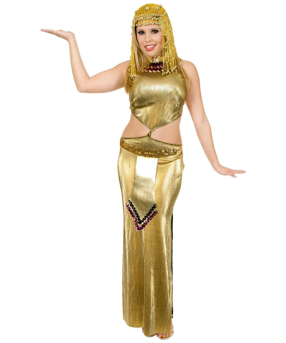 Cleopatra Egyptian Adult Costume - Women Egyptian Costumes