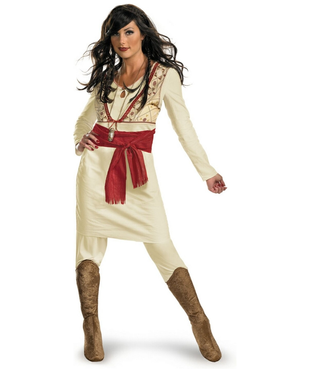 Adult Tamina Disney Costume - Women Movie Costumes
