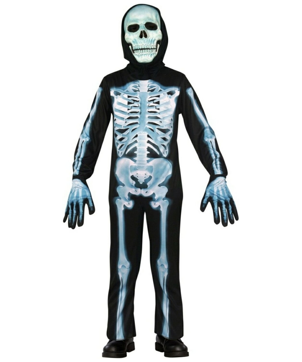 x ray skeleton costume kids costume skelton halloween costume at wonder costumes - Skeleton Halloween Costume For Kids