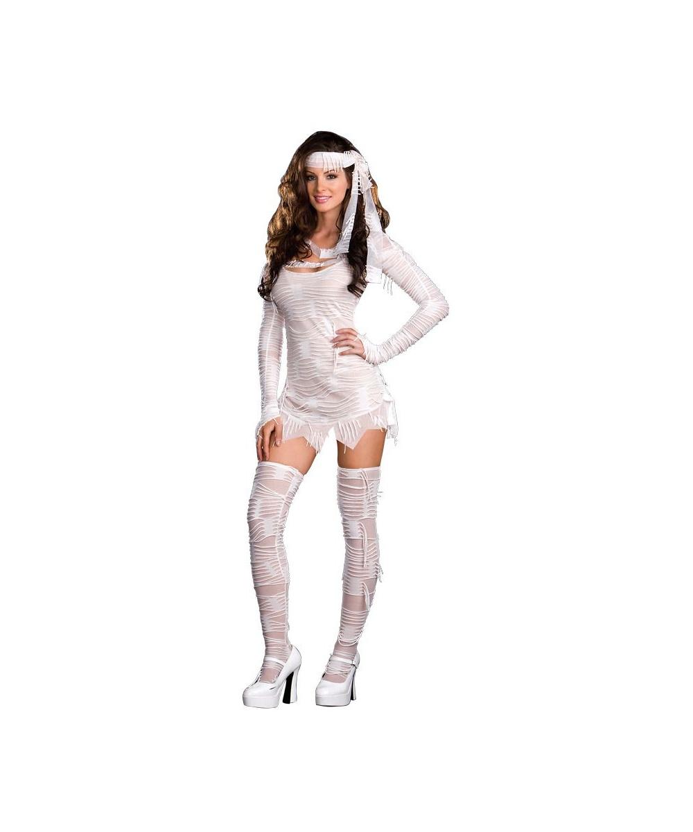 Mummy Yo Adult Costume Women Egyptian Costumes