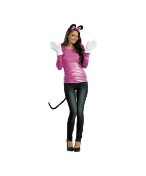 Womens Mouse Costume Kit