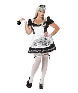 Womens plus size Costume