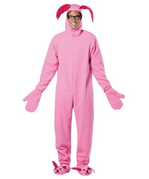 A Christmas Story Bunny Adult Costume