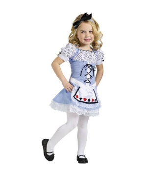 Alice in Wonderland Baby Costume