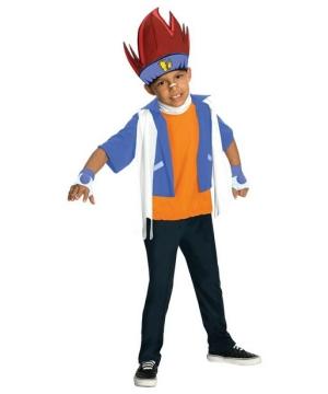 Beyblade Gingka Hagane Boys Costume