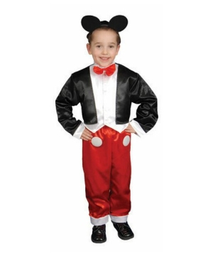 Mr Mouse Boys Costume