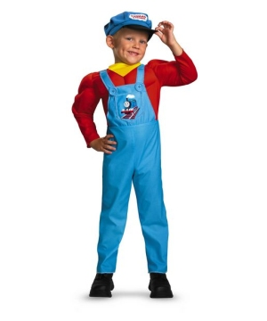 Boys Thomas Tank Engine Costume
