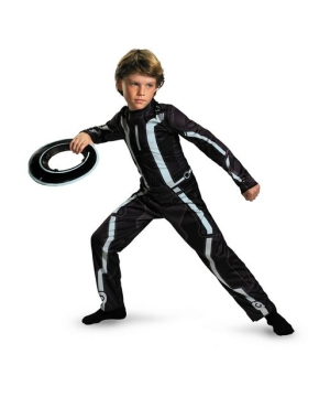 Boys Tron Legacy Costume