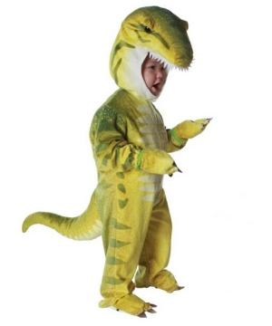 Boys Tyrannosaurus Baby Costume