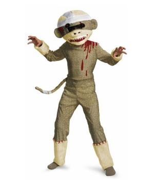 Boys Zombie Monkey Costume