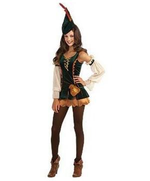 Forest Bandit Halloween Costume - Tween Costume